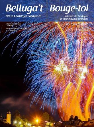 Surt el número d'agost de la revista Belluga't per la Cerdanya
