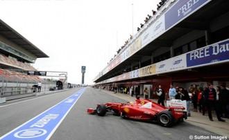 Vés a: La F1 pot perdre els patrocinis de les begudes amb alcohol