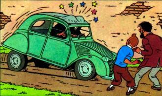 De mite sobre rodes a heroi de còmic