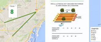Es resolen els problemes del sistema d'inscripcions de la Via Catalana