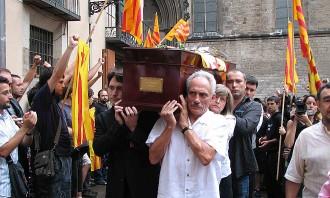 Set anys de l'adéu de Xirinacs