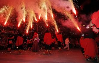 Morats i Torrats celebren la Festa Major del vintè aniversari