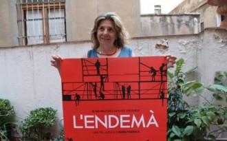 Isona Passola presenta a Berga un film sobre la independència