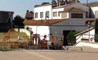 Sant Pere de Vilamajor rehabilita la façana de Serveis Municipals