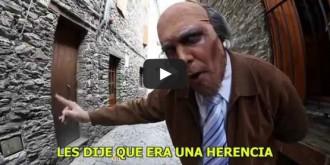 Moreno del Metal fa paròdia de Jordi Pujol