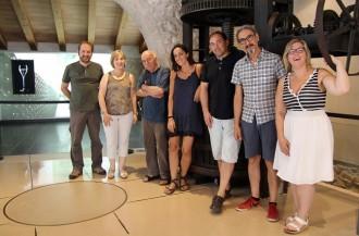 El món del cava en un espectacle exclusiu de Teatro de los Sentidos