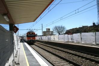 Campanya d'ICV perquè els trens de Mitja Distància parin a Hostalric