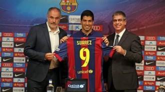 Suárez, en mans de professionals perquè no mossegui més