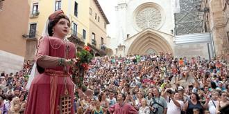 Les Festes de Sant Magí omplen Tarragona