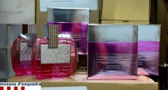 Vés a: Espectacular dispositiu per enxampar un lladre de perfums