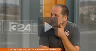 David Fernández anuncia que la CUP plantejarà «múltiples desobediències»