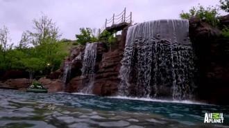 Espectacular! La piscina dels 2 milions de dòlars