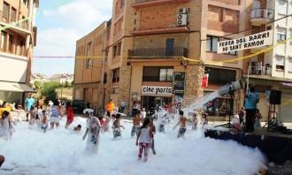 La Festa del barri de Sant Ramon aposta pel comerç de proximitat