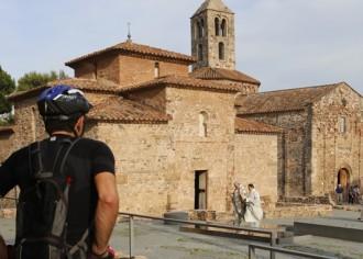 La Seu d'Egara, una visita obligada per fer a peu o amb bici