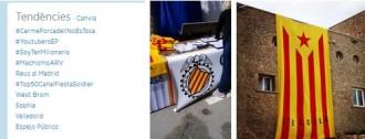 Vés a: #CarmeForcadellnoestoca, Trending Topic