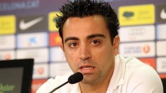 Xavi: «Estic a favor de la consulta»