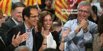 Ballesteros i Francesc Vallès deixaran sola Carme Chacón a Tarragona