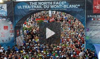 La Ultratrail del Mont Blanc, en directe