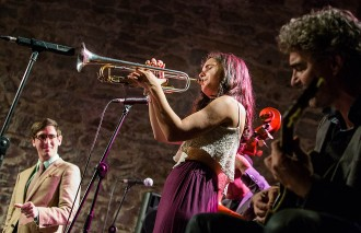 Andrea Motis al Festival de Música de Ripoll