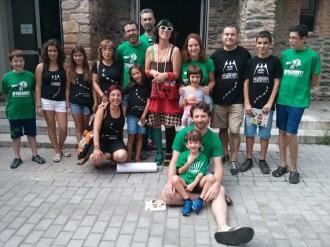 Senys i Negres ja treballen per una Festa Major en verd i negre