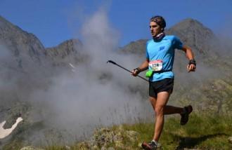 Brice Delsoullier i Rosa Valls, els més ràpids en el retorn de l'Skyrace Comapedrosa