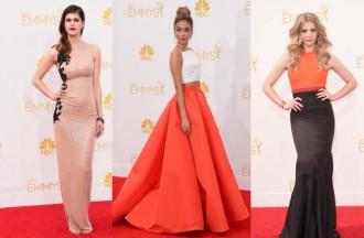 La gala dels Emmy s'omple de vestits elegants