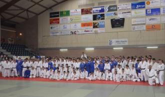 Gairebé 300 judokes de tot el món se citen a Cambrils