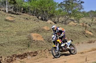 Vés a: Marc Coma guanya la tercera etapa del Rally Dos Sertões