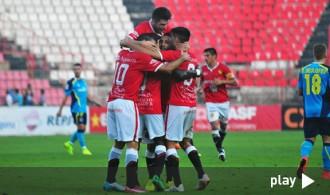 Un convincent Nàstic cau per la mínima contra el Sevilla