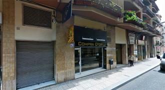 Atraquen a punta de pistola el 'sex shop' del carrer de l'Amargura de Reus
