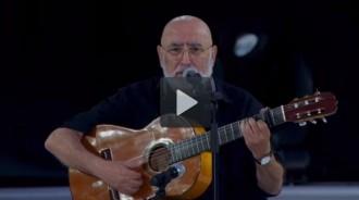 Record de Peret al Concert per la Llibertat: «Catalunya té molt poder»