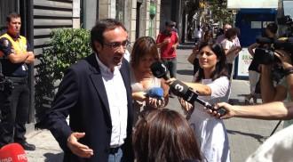 Rull respon a Junqueras que CDC és «seriosa» i posarà les urnes