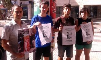 David Vidal acusa a l'Ajuntament de «prevaricar» amb les cartelleres