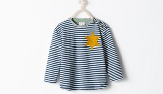 Zara retira una samarreta que recordava els camps de concentració