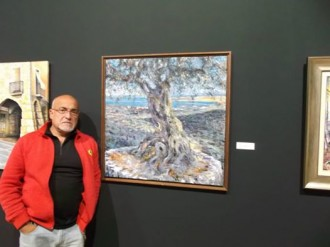 Exposició del pintor tarragoní Tito Figueras a Torredembarra