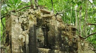Descobertes dues ciutats maies al mig de la jungla mexicana