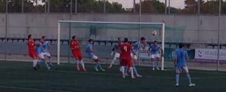 El Terrassa FC empata el partit amistós contra el Vilanova