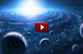 La creació de l'univers en només 3 minuts [VÍDEO]