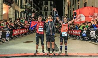 Xavier Thevenard fa història amb el triplet de curses del Mont Blanc