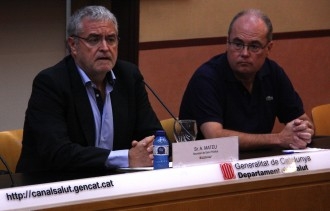 Activat el protocol per un possible cas d'Ebola a Barcelona
