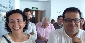 Vés a: Marta Rovira fa costat a Elena i Maragall en el nou projecte socialista