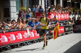 Marc Pinsach, tercer a l'OCC