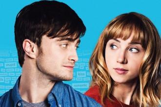 Avui s'estrena la peli romàntica  'Amigos de más' protagonitzada per Daniel Radcliffe