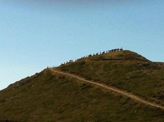 Entitats ecologistes rebutgen les maniobres militars al Montseny
