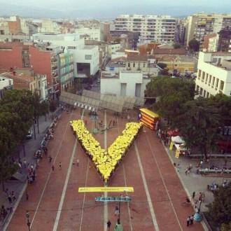 La V a Catalunya, en fotos