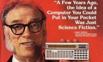 Isaac Asimov, 50 anys del dia que ho va explicar gairebé tot