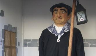 El cas de l'«olentzero» robat per agents de la Guàrdia Civil a Navarra