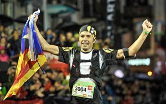 Pau Bartoló guanya la CCC i es consagra a Chamonix