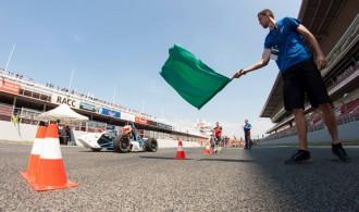 1.300 alumnes d'enginyeria de tot el món competeixen al Circuit de Montmeló