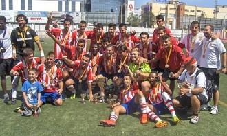 El Cd'E Manresa es proclama campió de Catalunya amateur